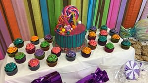 Cupcakes and Cake By Sierra Luther of Whisk Management