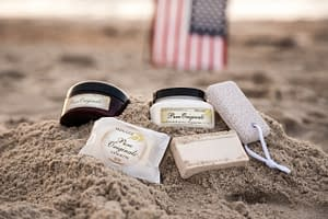 Declare your Independence from Dry Skin!