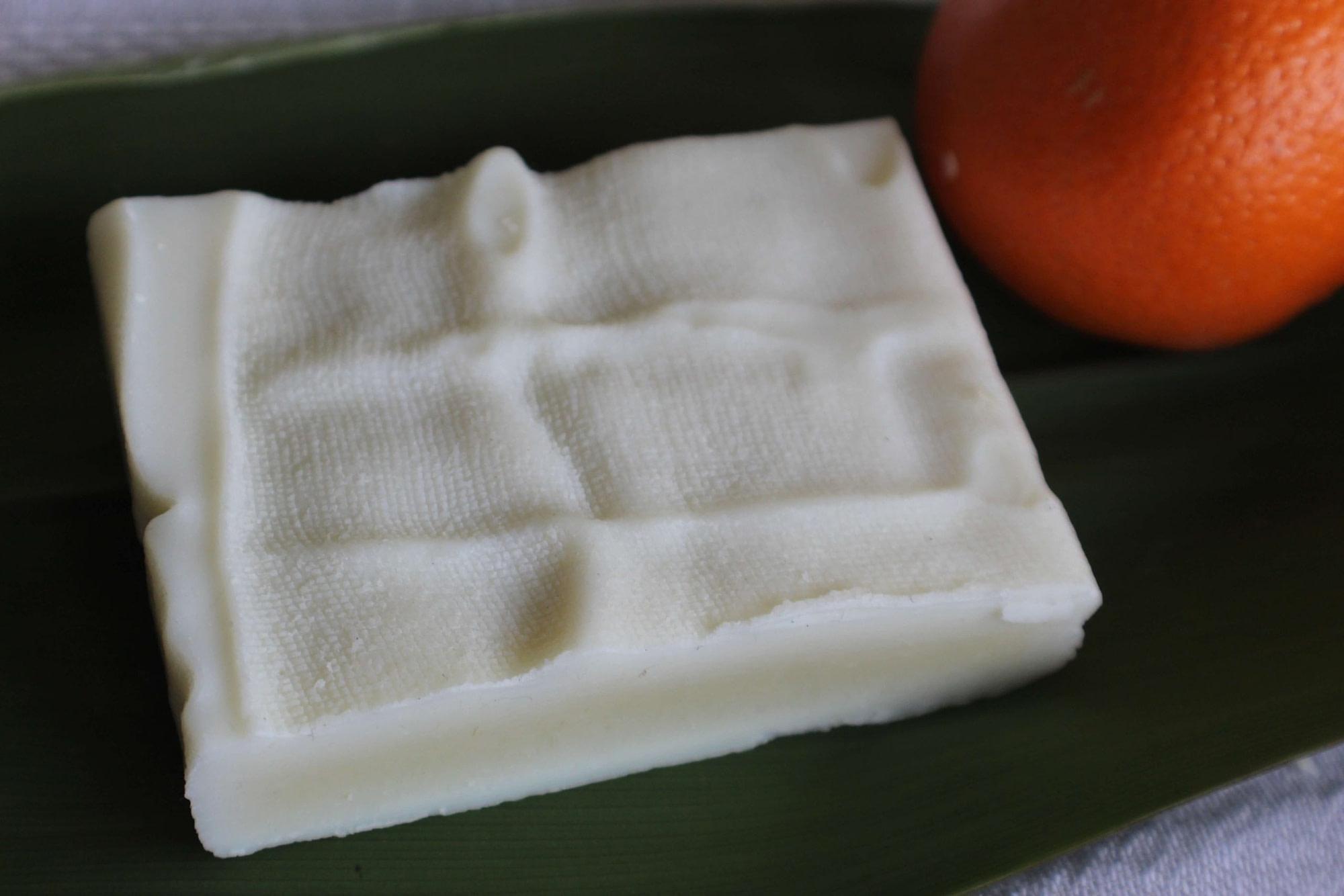 Neroli Orange Blossom Organic Castile Soap - Handmade Soap in Georgia