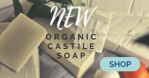 Safe Skincare For Sensitive Skin - Organic Castile Soap