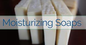 Handmade Moisturizing Soap For Dry Skin