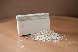Oatmeal Moisturizing Soap for Dry Skin