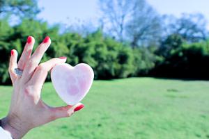 Love Duo - 3.5 - 4 oz Love Soap