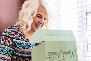 The Best Subscription Box For Moms - Mama Needs Box