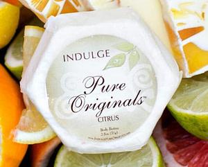 Indulge Pure Originals Citrus body Butter Bar