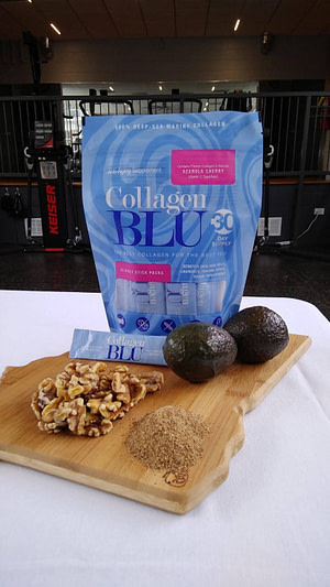 Collagen BLU Goes Perfect In Healthy Smoothies