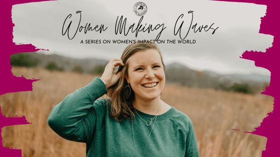 Jenn Collins Mama Needs Box Women Making Waves