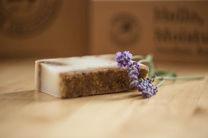 Lavender Goats Milk Soap