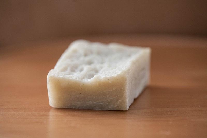 Exfoliating Mint Pumice Scrub Soap